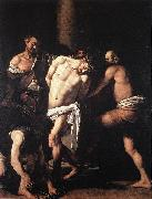 Caravaggio Flagellation  dgh oil painting reproduction