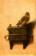 Carel Fabritus The Goldfinch USA oil painting reproduction