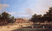 London: the Old Horse Guards and Banqueting Hall, from St James s Park  cdc
