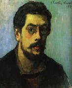 self-Portrait, Charles Laval
