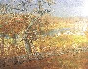 Late Afternoon, Childe Hassam