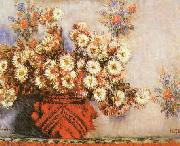 Chrysanthemums ss, Claude Monet