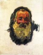 Claude Monet Self-Portrait oil painting reproduction