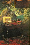 Claude Monet A Corner of the Studio USA oil painting reproduction