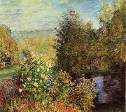 Corner of the Garden at Mont Geron, Claude Monet