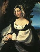 Correggio Portrait of a Gentlewoman oil painting picture wholesale