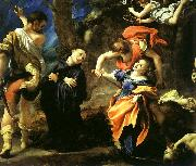 Correggio Martyrdom of Four Saints USA oil painting reproduction