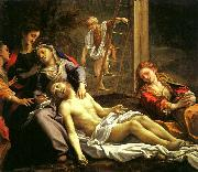 Correggio Deposition USA oil painting reproduction