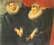 Portrait of a Married Couple dfh, DYCK, Sir Anthony Van