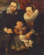 Family Portrait hhte, DYCK, Sir Anthony Van