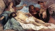 The Lamentation of Christ  fg, DYCK, Sir Anthony Van