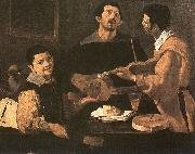 Diego Velazquez Three Musicians oil painting reproduction