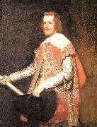 Philip IV in Army Dress, Diego Velazquez