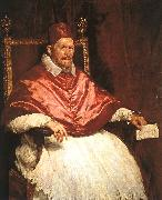 Pope Innocent X, Diego Velazquez
