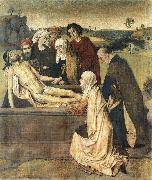 The Entombment, Dieric Bouts