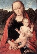 The Virgin and Child Panel, Dieric Bouts