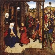 The Adoration of  the Magi, Dieric Bouts