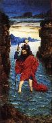 Saint Christopher, Dieric Bouts
