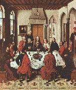 The Last Supper, Dieric Bouts