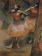 Two Dancers_j, Edgar Degas