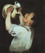 Boy with a Pitcher, Edouard Manet
