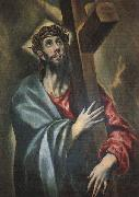 Christ Carrying the Cross, El Greco
