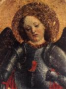 FOPPA, Vincenzo St Michael Archangel (detail) sdf oil painting artist