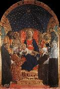 FOPPA, Vincenzo Bottigella Altarpiece dh oil painting reproduction