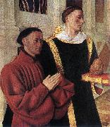 Estienne Chevalier with St Stephen dfhj