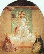 Fra Angelico The Mocking of Christ oil painting reproduction