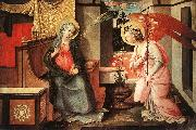 Fra Filippo Lippi Annunciation  fffff USA oil painting reproduction