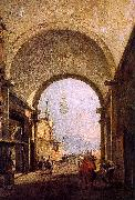Francesco Guardi City View USA oil painting reproduction
