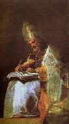 St. Gregory, Francisco Jose de Goya