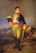 Portrait of Ferdinand, Francisco Jose de Goya