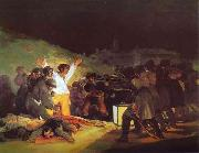 The Third of May, Francisco Jose de Goya
