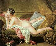 Francois Boucher Nude on a Sofa USA oil painting reproduction