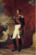 Leopold I, King of the Belgians, Franz Xaver Winterhalter