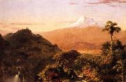 Frederic Edwin Church South American Landscape oil painting reproduction