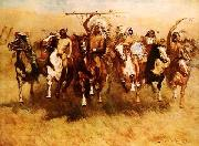 Victory Dance, Frederick Remington