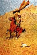 If Skulls Could Speak, Frederick Remington