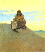 When Heart is Bad, Frederick Remington