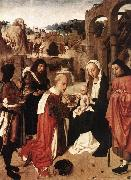 Garofalo Adoration of the Kings ff oil painting