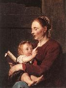 Mother and Child sg, GREBBER, Pieter de