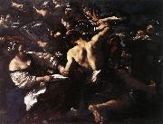 Samson Captured by the Philistines uig, GUERCINO