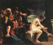 Susanna and the Elders kyh, GUERCINO