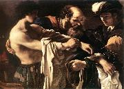 Return of the Prodigal Son klgh, GUERCINO
