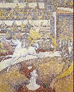 Georges Seurat The Circus oil painting artist