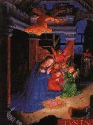 Gerard Hornebout Nativity oil painting reproduction