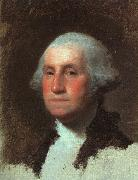 Gilbert Charles Stuart George Washington oil painting reproduction