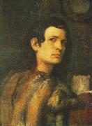 Portrait of a Young Man dh, Giorgione